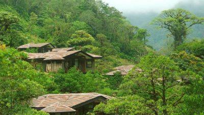 Stay at El Silencio Lodge, Costa Rica.