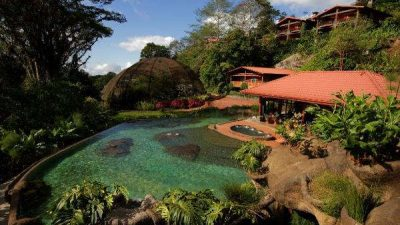 Peace Lodge, Costa Rica