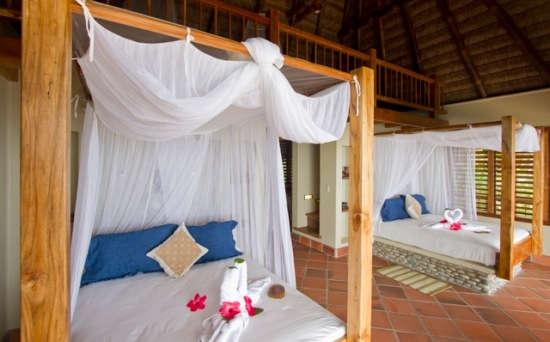 Bosque del Cabo Rainforest Lodge room