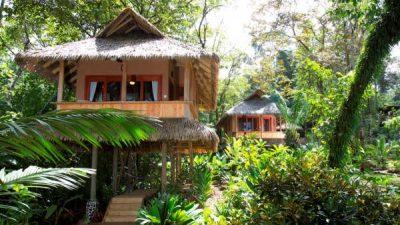 Copa De Arbol Beach & Rainforest Resort, Costa Rica