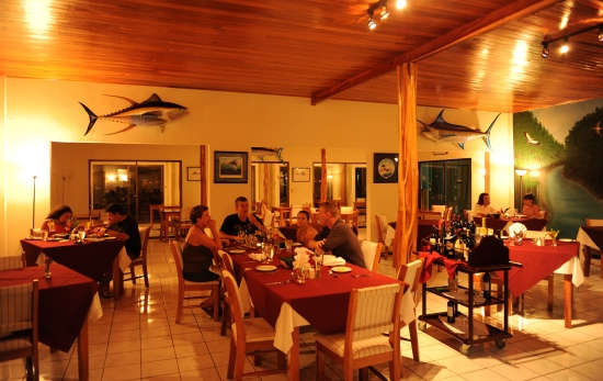 Crocodile Bay Sportfishing & Eco Resort, Costa Rica