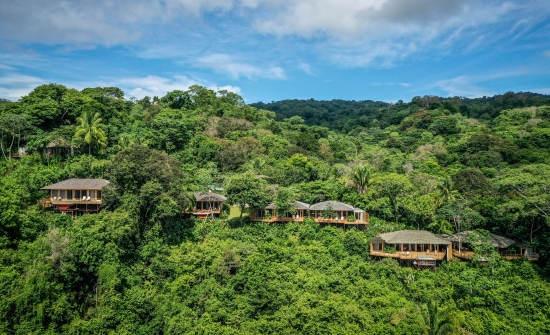 Lapa Rios Ecolodge villas