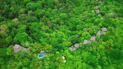 Lapa Rios Rainforest Ecolodge in Costa Rica