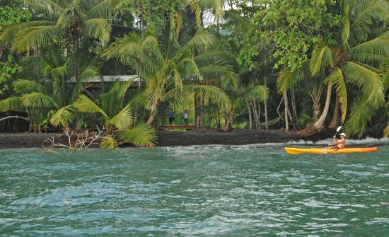 Stay at Playa Nicuesa Rainforest Lodge, Costa Rica