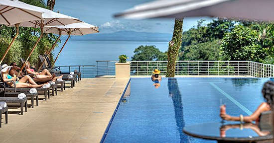 Los Altos Beach Resort, Costa Rica