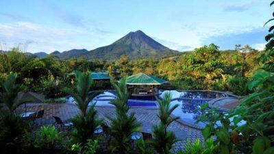 Arenal Manoa Hotel, Costa Rica