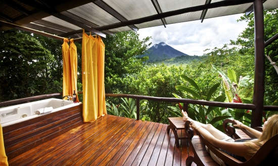 Arenal Nayara Hotel & Gardens, Costa Rica