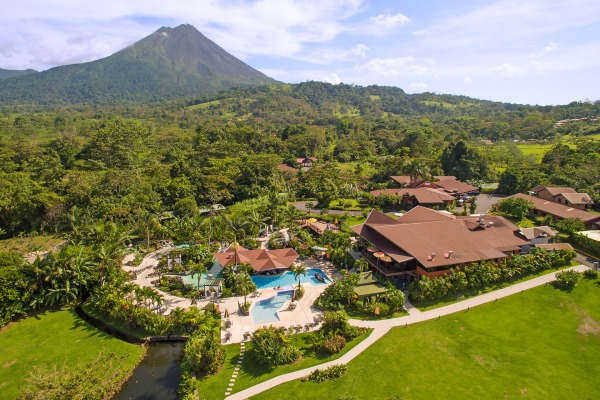 Escape To Arenal Springs Resort And Spa Costa Rica
