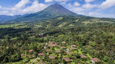 Hotel Mountain Paradise, Costa Rica