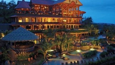 Family Volcano & Rainforest Luxury Holiday
