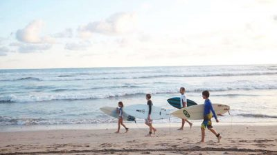 Costa Rica Family Surf Trip