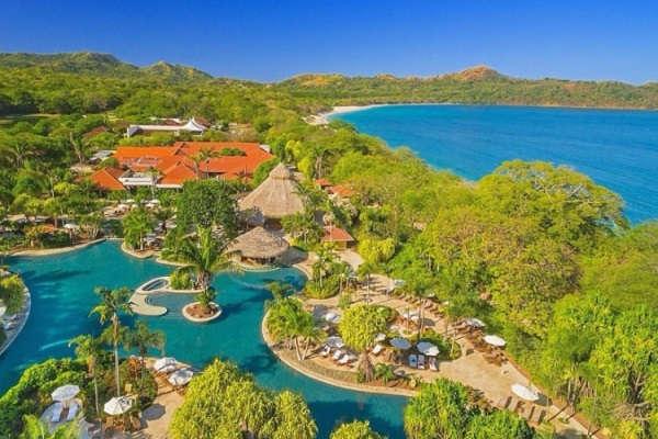 Volcano Amp All Inclusive Resort New Years Getaway Costa