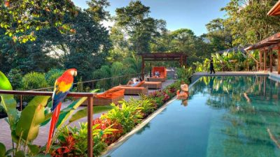 Costa Rica Adults Only Romance Vacation Package