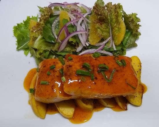 Heliconia Restaurant Ojochal