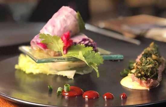 Culinary artistry at Restaurante Citrus