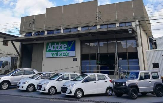 Adobe Rent A Car Costa Rica