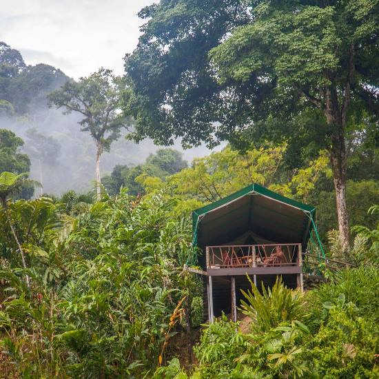 Costa Rica Glamping Tent Camps
