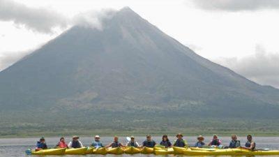 Arenal Volcano Kayaking