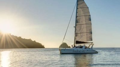 Panache Catamaran Sail and Snorkel