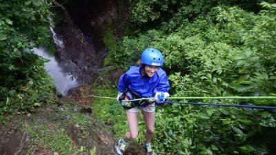 Pure Trek Waterfall Canyoning Tour