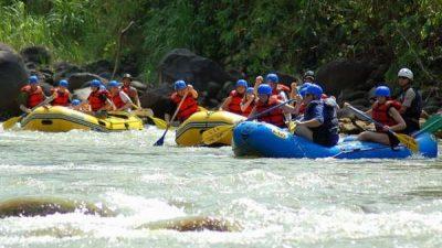 Rio Balsa Whitewater Rafting Class II – III