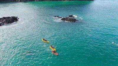 Coastal Sea Kayaking Manuel Antonio