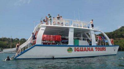Manuel Antonio Afternoon Catamaran Tour