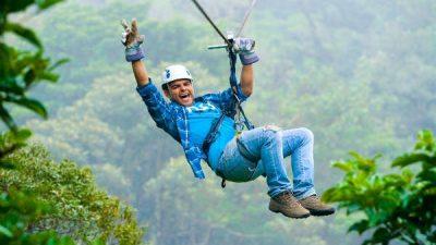 Monteverde Sky Tram & Trek Zipline Tour