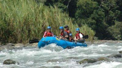 Savegre River Rafting Class II-III