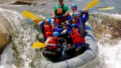 Savegre River Whitewater Rafting Central Pacific