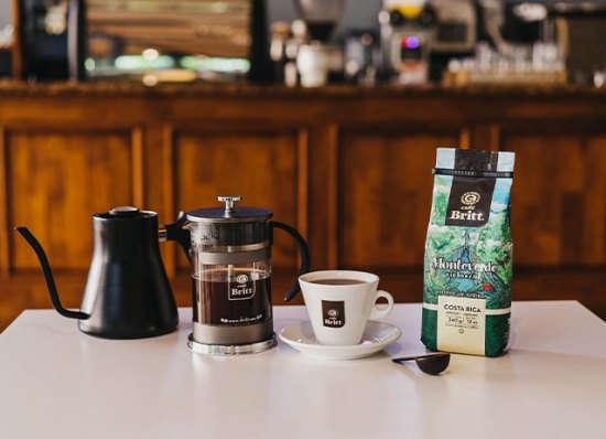 cafe britt monteverde coffee