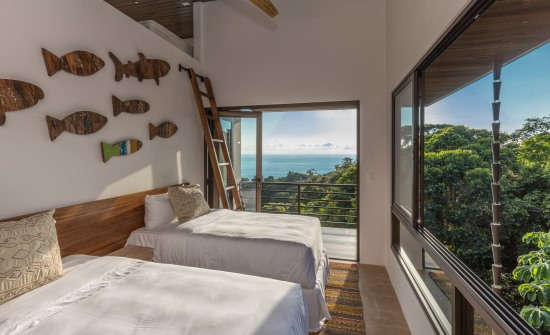 Casa Resol Twin Bedroom