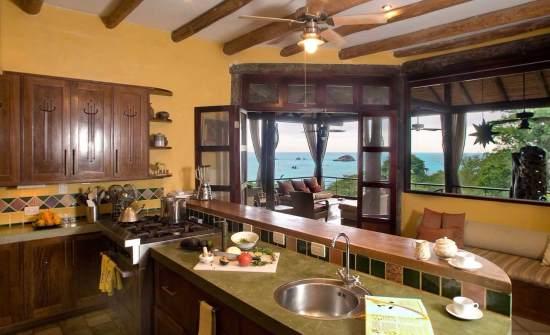 Vista Azul Kitchen View