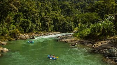 Costa Rica Remote Resorts and Hotels