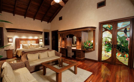Villa Guayaba Living Room New