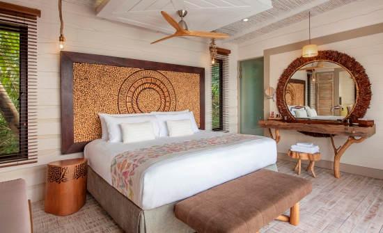 Origins Lodge room